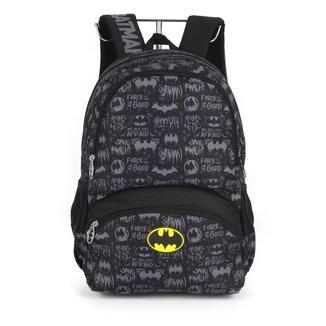Mochila Infantil Luxcel Batman