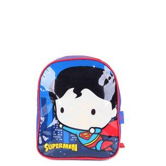 "Mochila Infantil Luxcel Petit Up4You Superman 11"" Masculina"