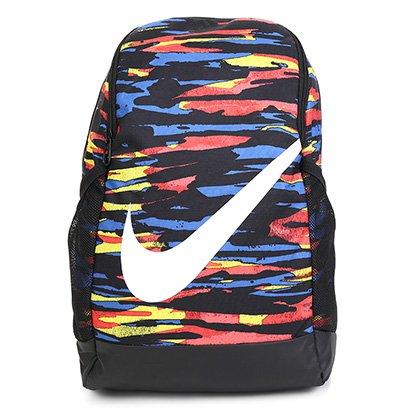 Mochila Infantil Nike Brasilia Estampada