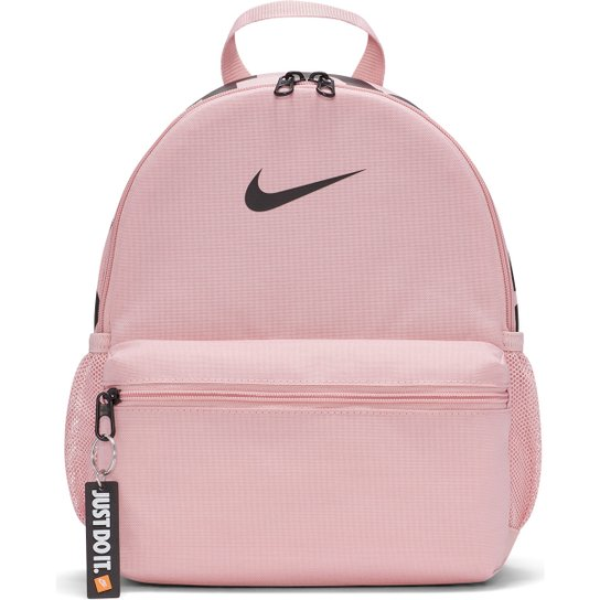 Mochila Infantil Nike Brasília Just do It 11 Litros - Rosa