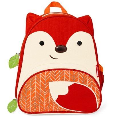 Mochila Zoo Mochila de bichos divertida! Com alças confortáveis e ajustáveis para adaptação a cada criança e bolso exter...