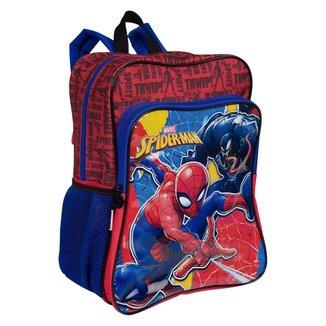 Mochila Infantil Spiderman 19M Plus
