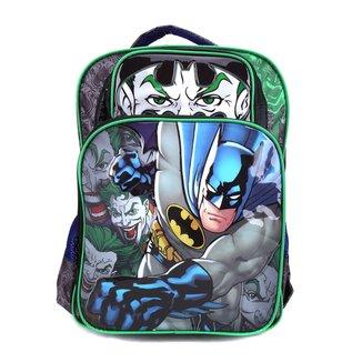 Mochila Infantil Xeryus Batman Mad House