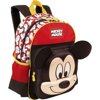 Mochila Média Mickey 19Y Infantil Sestini