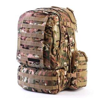 Mochila Militar Invictus - Defender   Camuflado Multicam
