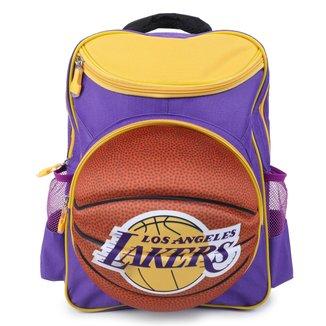 Mochila NBA 3D Los Angeles Lakers