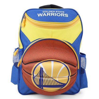Mochila NBA Golden State Warriors 3D