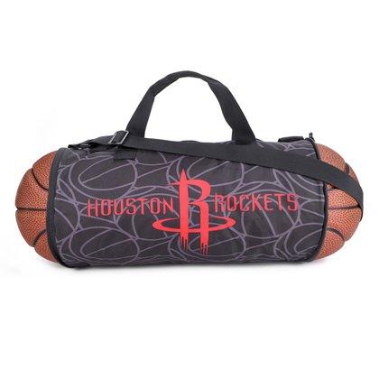 Mochila NBA Houston Rockets Macabbi Art Ball 3D