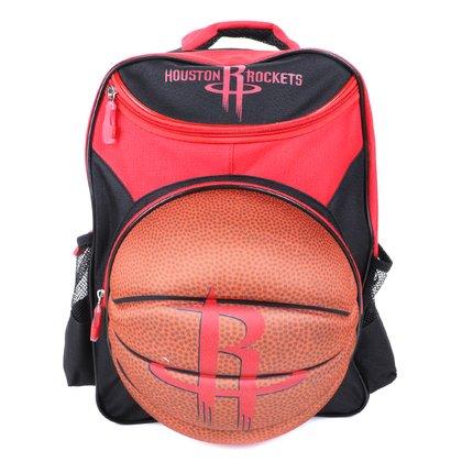 Mochila NBA Houston Rockets Maccabi Art 3D