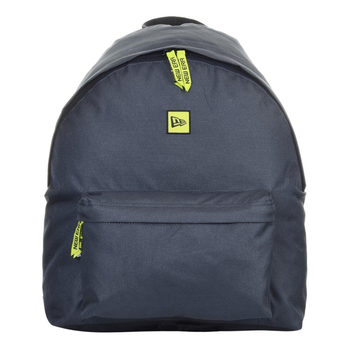 Mochila New Era Back Pack - Chumbo - Compre Agora  9d54d010948