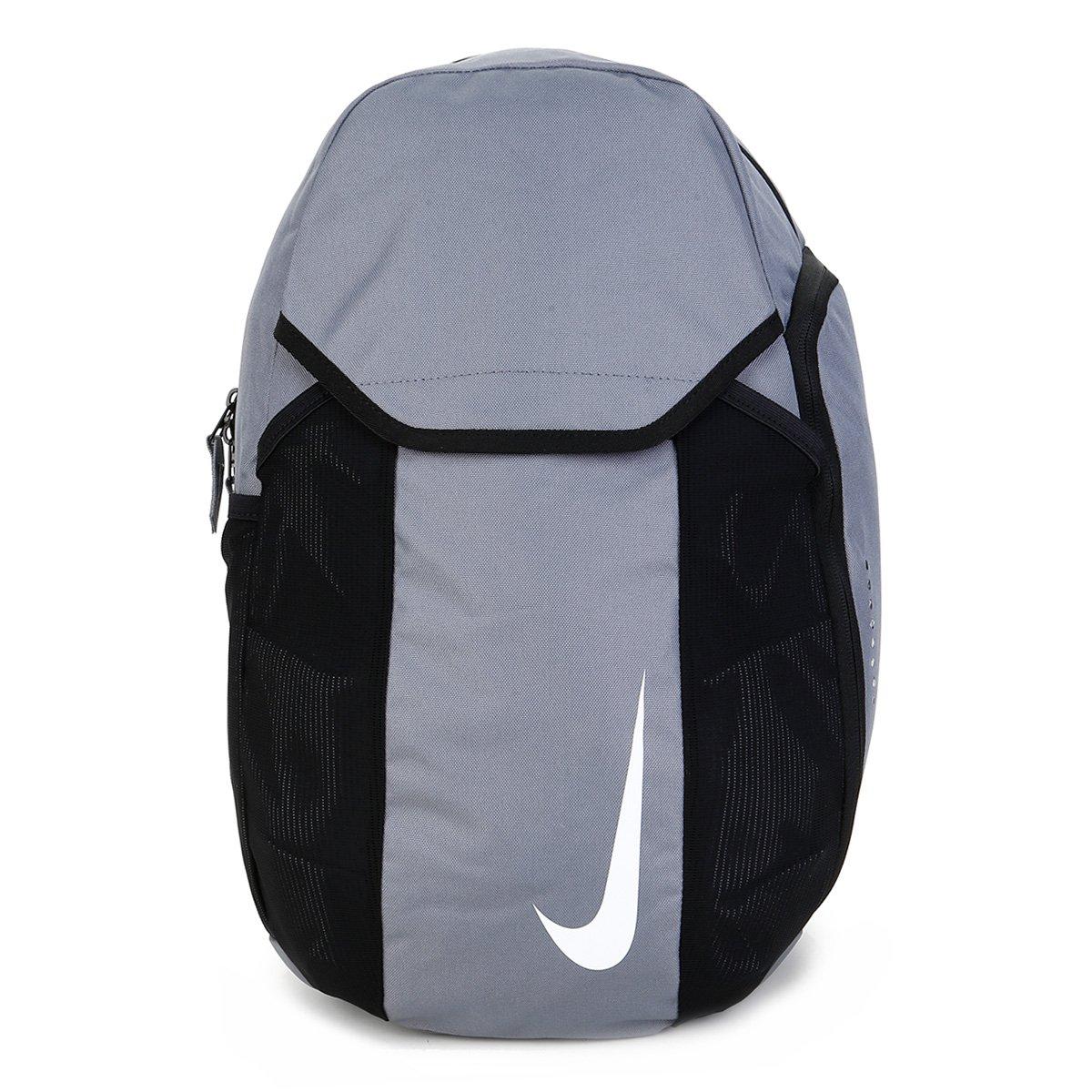 Team Cinza Academy E Nike Preto Mochila l1cK3JTF