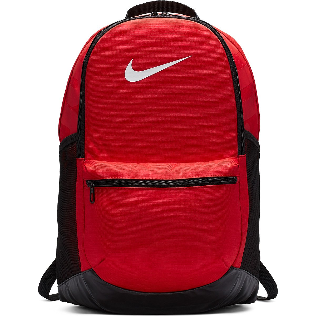muy genial seleccione para mejor Venta caliente genuino Mochila Nike Brasília M - 24 Litros - Vermelho e Preto