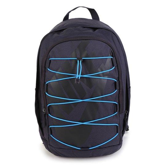 Mochila Nike Hayward 2.0 - Preto+Azul