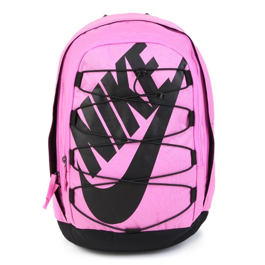 Mochila Nike Hayward 2.0 - Rosa+Preto