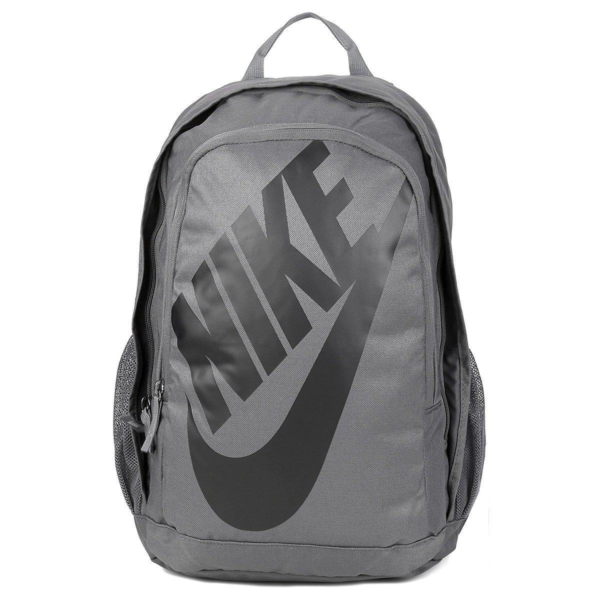2b56c8ec8 Mochila Nike Hayward Futura 2.0 - Cinza e Preto | Netshoes