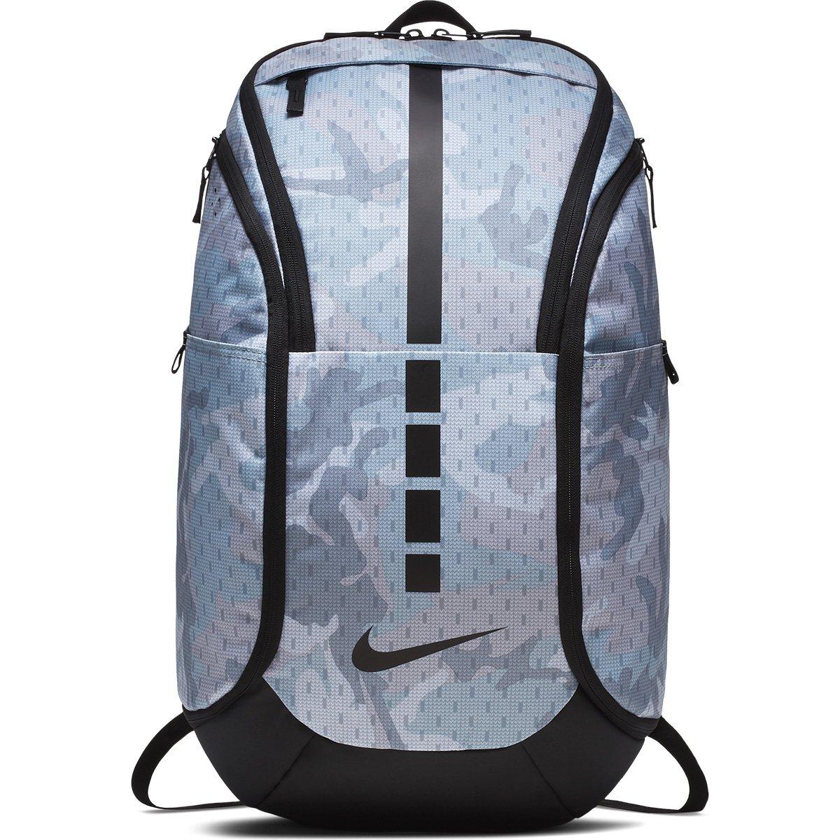 56e0c459f69 Mochila Nike Hoops Elite Pro - Prata e Preto - Compre Agora