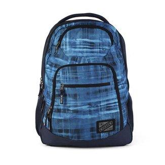 Mochila Ogio Tribune Pack Impasto 37 Litros Azul