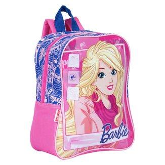 Mochila Pequena Barbie 18M Infantil Sestini