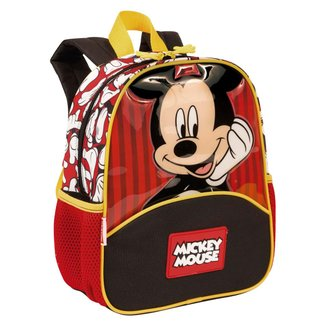 Mochila Pequena Mickey 19Y Infantil Sestini