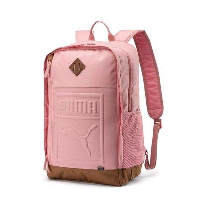 Mochila Puma S Backpack UNICO ROSE