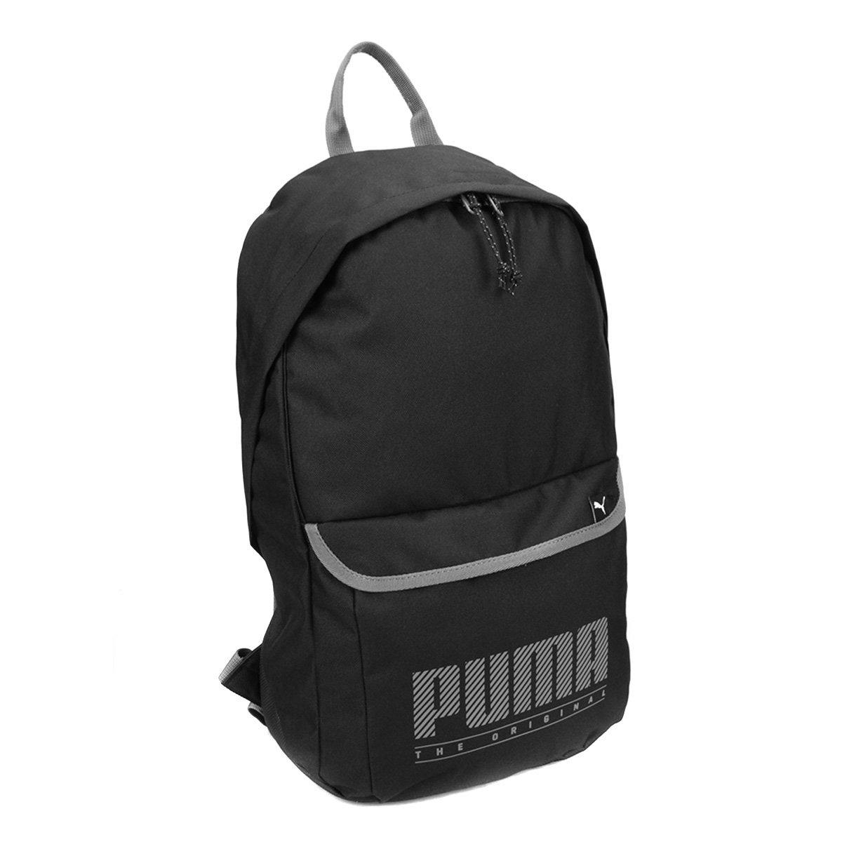 Mochila Puma Sole Backpack - Preto - Compre Agora  36d30c206ad21