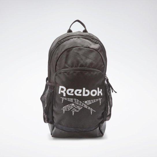 Abiertamente Enseñando Aire acondicionado  Mochila Reebok Training - Preto | Netshoes