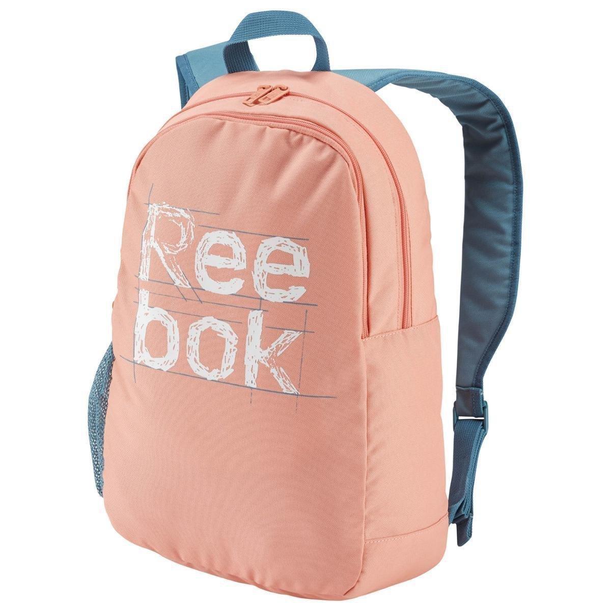 en venta 123a6 8461e Mochila Reebok U Foundation K - Rosa