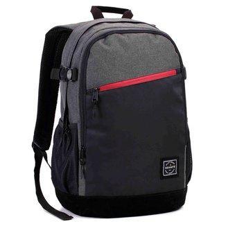 Mochila Seanite ML14099PRE - para Notebook e Tablet - Cinza
