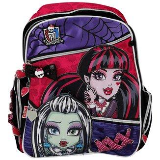 Mochila Sestini Monster High 15Z Infantil