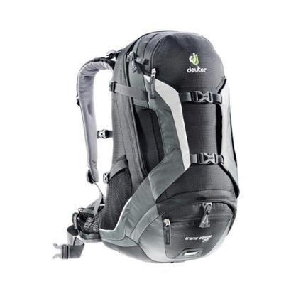 Mochila Trans Alpine Deuter 30 Litros - Unissex - Preto