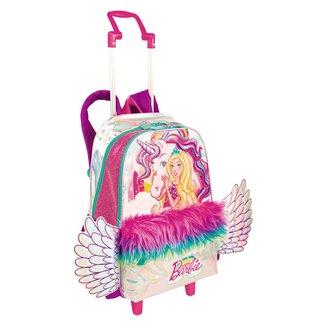 Mochilete Grande 2 Em 1 Barbie Dreamtopia Infantil Sestini