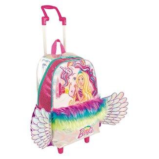 Mochilete Grande Barbie Dreamtopia Infantil Sestini