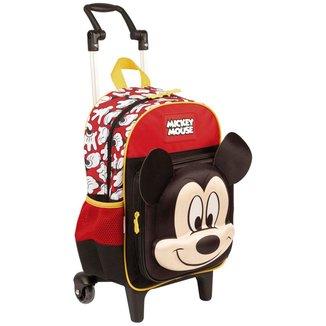 Mochilete Grande Mickey 19Y Infantil Sestini