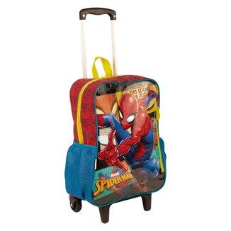 Mochilete Grande Spiderman 19M Infantil Sestini