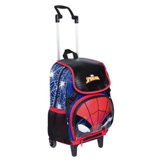 Mochilete Grande Spiderman 19Z Infantil Sestini