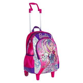 Mochilete Média Barbie Aventura Nas Estrelas Infantil Sestini