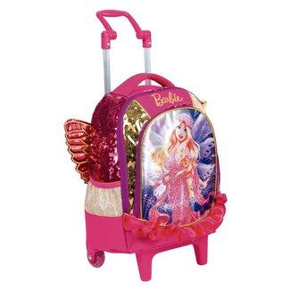 Mochilete Média Barbie Dreamtopia Infantil Sestini