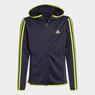 Moletom Adidas  B 3S Fz Hd