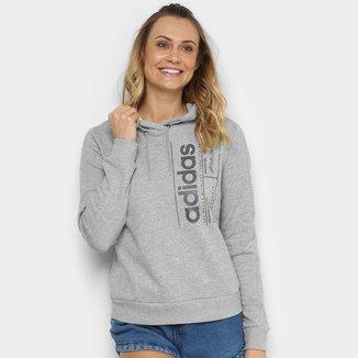 Moletom Adidas BB Hoodie Feminino
