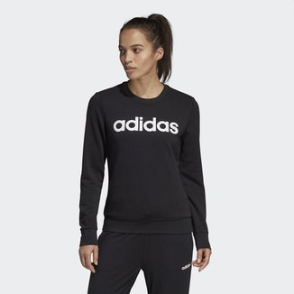 Moletom Adidas E Lin Feminino