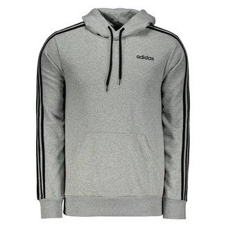 Moletom Adidas Essentials 3 Stripes