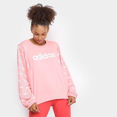 Moletom Adidas Favorites Feminino