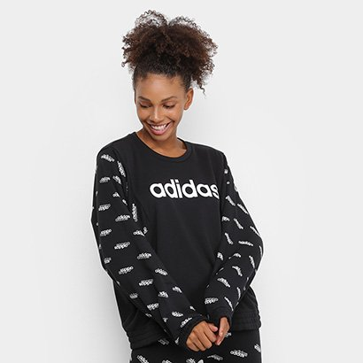 Moletom Adidas Favorites Feminino