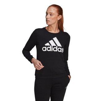 Moletom Adidas Fechado Essentials Relaxed