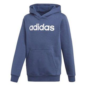 Moletom Adidas Infantil Linear Essentials Masculino