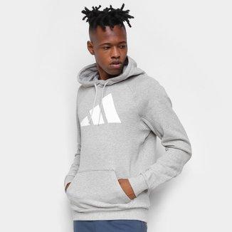 Moletom Adidas Logo C/ Capuz Masculino