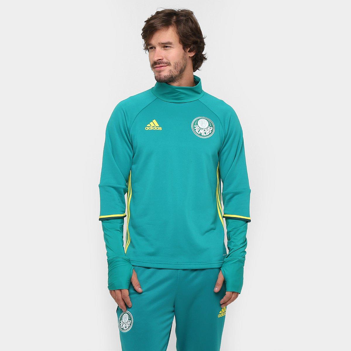 aa9f9c7095d02 Moletom Adidas Palmeiras Treino - Compre Agora