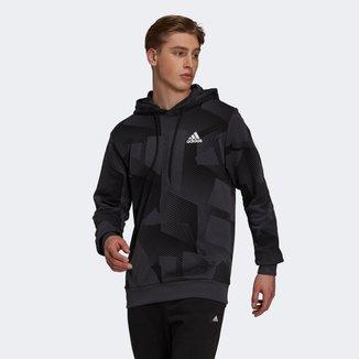adidas v neck pullover hoodie
