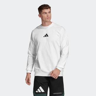 Moletom Adidas Tiger Crew Masculino