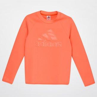 Moletom Adidas Yg W St Crew Infantil